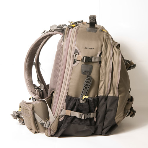 Now All That Being Said It Still Is A Backpack But S Not Really Something You D Want To Go Very Far With On Your Back Because Chances Are Have