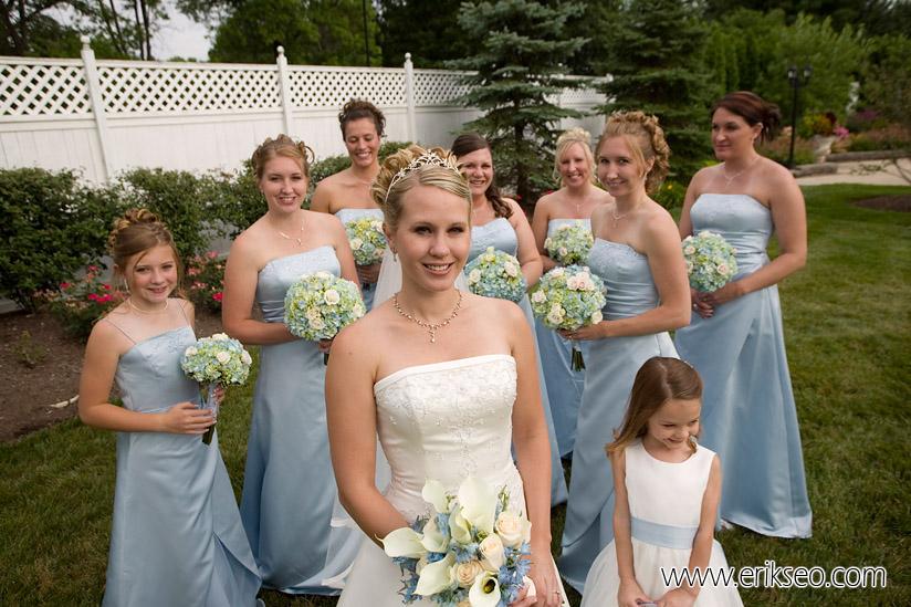 Jodi and eric wedding