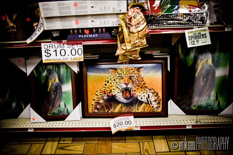 Who doesn't want a pissed off cat in 3D above the mantle?