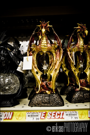 They wanted to sell Ed Hardy shit but all they could afford were these fucking dragons instead.