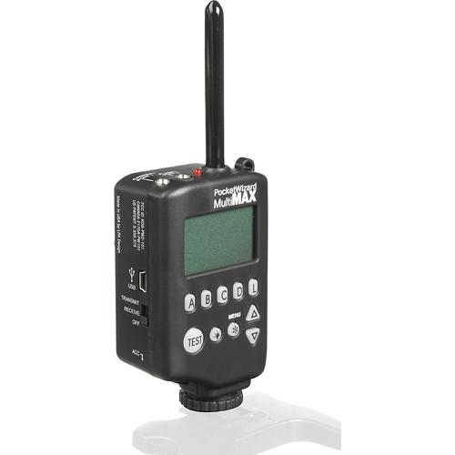 New Pocket Wizard Multimax with USB port